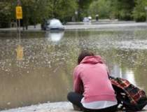 Cod portocaliu de inundatii...
