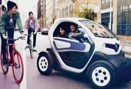 Renault Twizy este disponibil in Romania. Pretul sare de 7.000 euro
