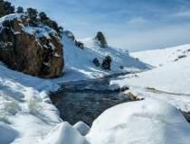 Record istoric de frig în...