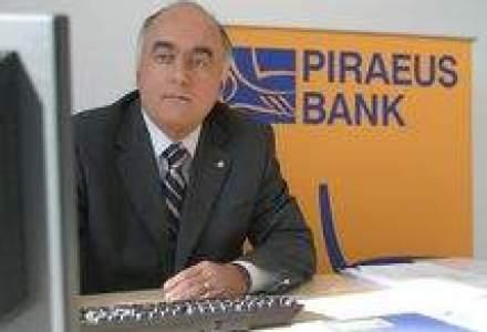 Piraeus Bank, solvabilitate de peste 10% si o singura majorare de capital in 2009