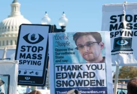 Petitie in Franta: un saptamanal cere azil pentru Edward Snowden