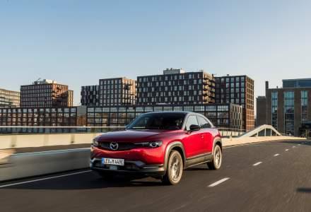 SUV-ul CX-30 a fost cel mai vândut model Mazda în România în 2020