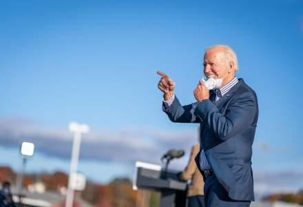 """Joe Biden, """"fără mască"""": cine este cel de-al 46-lea președinte american"""