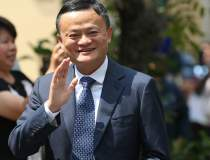 Miliardarul chinez Jack Ma...