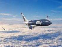 O aeronava SkyEurope, oprita...