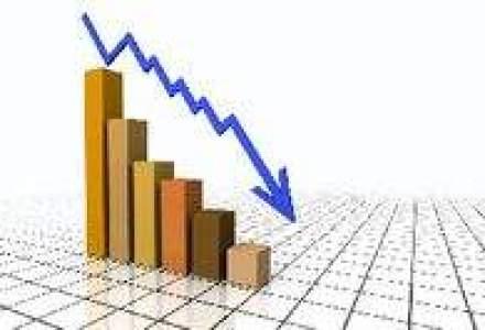 Vanzarile de credite: A treia luna consecutiva de scadere