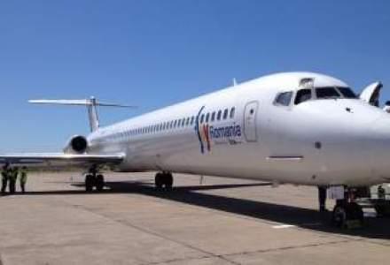 Fly Romania anuleaza o parte din zboruri pana pe 15 iunie