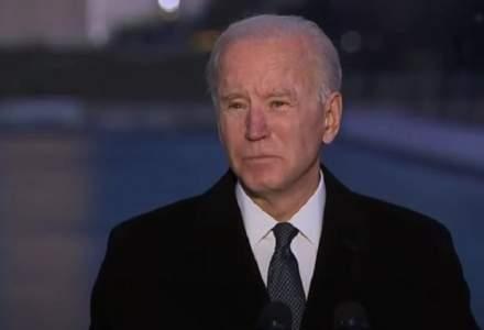 Ceremonia de învestitură a lui Biden s-a desfăşurat fără incidente, proteste restrânse la Washington