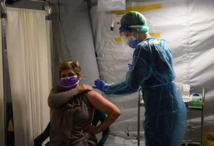 Persoanele dializate, imobilizate sau nedeplasabile se pot vaccina în etapa a doua