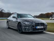 BMW face ultimele teste cu...