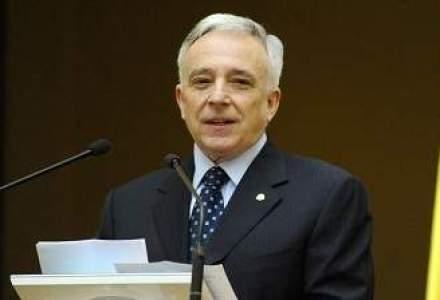 Mugur Isarescu sustine intrarea in Uniunea Bancara: va duce la intarirea stabilitatii financiare a Romaniei