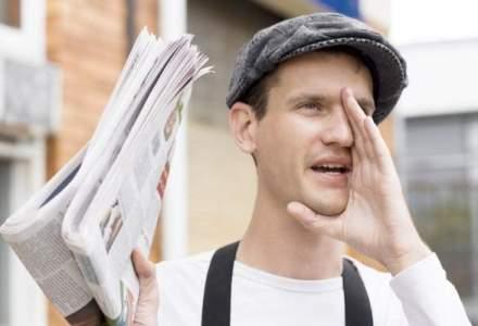 Mai cumpara cineva ziare? Cum stau la vanzari titlurile din Romania