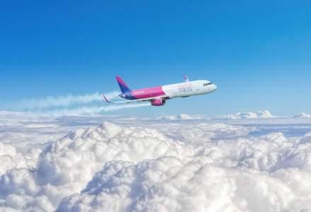 Noi zboruri Wizz Air din România. Care este programul de zbor