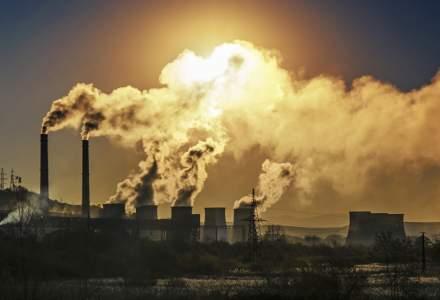 A crescut gradul de poluare în București