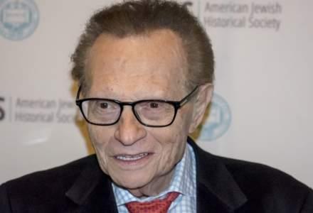 Celebrul jurnalist american Larry King a murit la 87 de ani