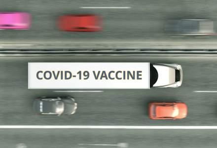 A șasea tranșă de vaccin Pfizer BioNTech ajunge luni în România