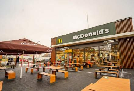 McDonald's lansează noi produse în ediție limitată
