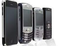 Primele telefoane mobile cu...