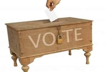 Alegeri anticipate la doi pasi de Romania