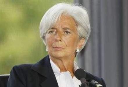 Lagarde: FMI a gresit. Potentialul de crestere al economiei Marii Britanii a fost subestimat
