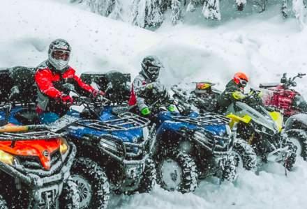 Românii au cumpărat de 3 ori mai multe ATV-uri și motocicletecu credite în pandemie