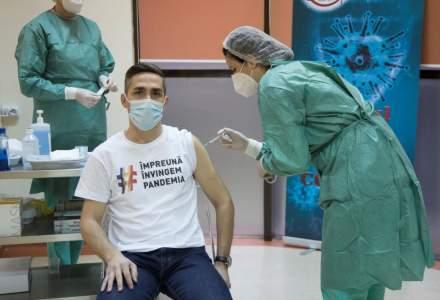 Dr. Valeriu Gheorghiță: Ce trebuie să facă o persoană depistată pozitiv după ce a fost imunizată cu prima doză de vaccin