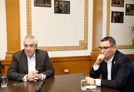 OFICIAL: Ponta și Tăriceanu se despart. Cele două partide au întrerupt fuziunea