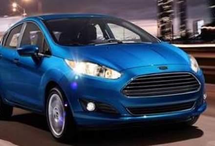 A saptea generatie Ford Fiesta va fi fabricata la Koln