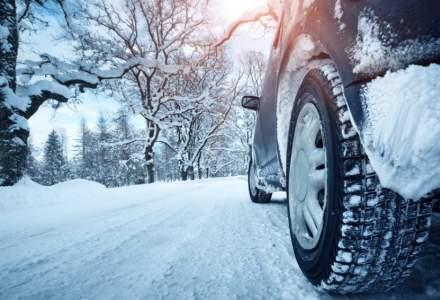 Viscolul aduce restricții de circulație pe unele drumuri naționale: ce spune CNAIR
