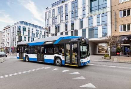 Încă un oraș din România va avea troleibuze noi