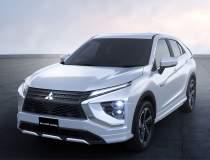 Un nou SUV hibrid Mitsubishi...