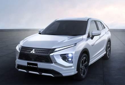 Un nou SUV hibrid Mitsubishi ajunge în România anul acesta - Eclipse Cross PHEV