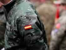 Spania trimite 130 de soldați...