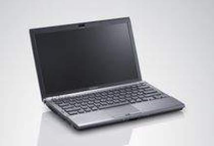 Sony Romania: Crestere de 15% pe segmentul de laptop-uri