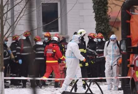 Incendiu Matei Balș: Patru pacienţi au fost transferaţi la spitalul Witting