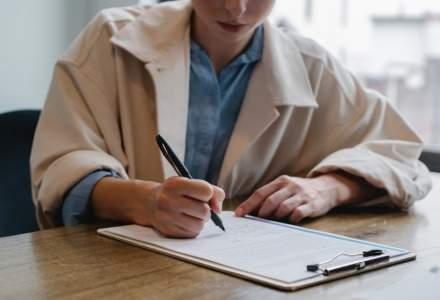 De ce trebuie făcute CV-urile cu scrisul atât de mărunt