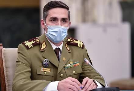 Valeriu Gheorghiţă: Sunt peste 530.000 de persoane vaccinate în România