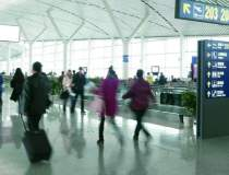 Un aeroport pentru maşinile...