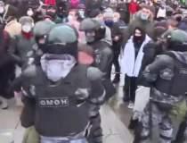 Rusia: Soţia lui Navalnîi,...