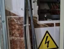 Pericol de incendiu. Lucrări...