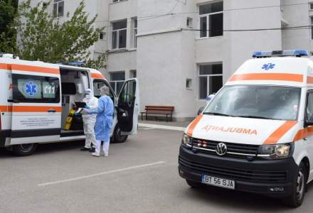 Ministerul Dezvoltării a cumpărat peste 1.300 de ambulanțe din fonduri europene
