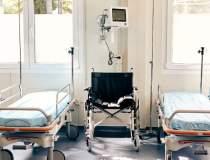 Pacient electrocutat în...
