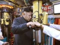 Kim Jong-un, la bordul unui...