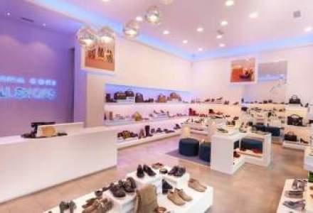 Denis aduce brandul All Shoes in Cluj-Napoca. Investitia se ridica la 350.000 euro