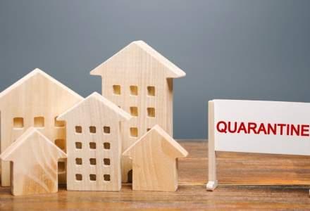Valorea investițiilor imobiliare s-a înjumătățit în 2020