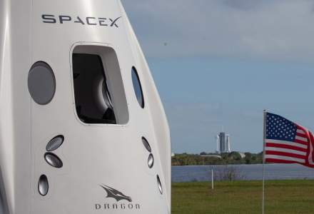 SpaceX, compania lui Elon Musk, vrea să trimită turiști în spațiu la finalul anului
