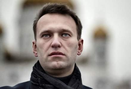 Aleksei Navalnîi a fost condamnat la trei ani și jumătate de închisoare