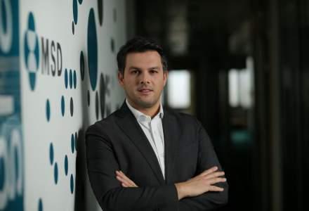 Kostas Papagiannis devine noul Director General al MSD România