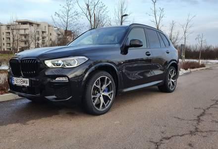 """Test drive cu BMW X5 M50d """"Final Edition"""" şi cel mai puternic diesel creat până acum"""