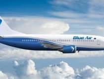 Blue Air a lansat orarul de...